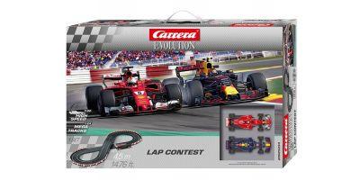 1/32 スロットカー カレラ Evolution Lap Contest (スロットカー2台入り) 20025233