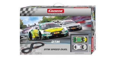 1/32 スロットカー カレラ Evolution DTM Speed Duel (スロットカー2台入り) 20025234