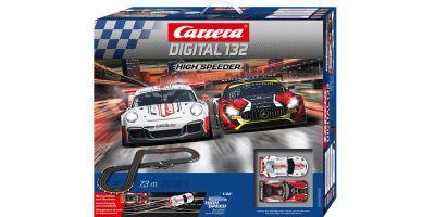 1/32 スロットカー カレラ Digital132 High Speeder(スロットカー2台入り) 20030003