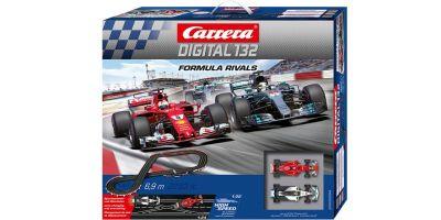 1/32 スロットカー カレラ Digital132 Formula Rivals(スロットカー2台入り) 20030004