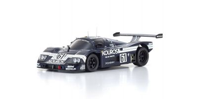 ASC MR03W-LM SAUBER MercedesC9 No61 1987 MZP343KR