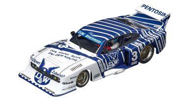 """カレラ Digital132 フォード カプリ ザクスピード ターボ """"D&W-Zakspeed Team"""" No.3 20030887"""