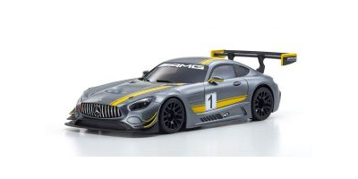ASC MR03W-MM Mercedes-AMG GT3Gray/Yellow MZP241GY