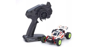 MINI-Z Buggy Readyset  TURBO OPTIMA Mid Special White 32092W