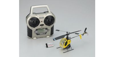 EP Micro Helicopter Minium AD CALIBER 120 Type S Readyset  20103RS-M1