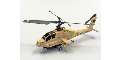 EP Micro Helicopter Minium AD CALIBER 120 Type A Desert Camouflage Helicopter set  20104DC