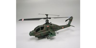EP Micro Helicopter Minium AD CALIBER 120 Type A Green Camouflag Helicopter Set  20104GC