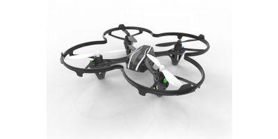電動マイクロクアッドコプター HUBSAN X4 LED レディセット 20153