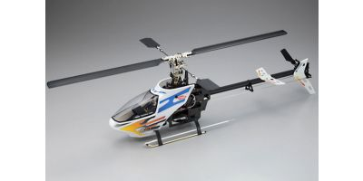 EP 400 Class HELICOPTER EP CALIBER 450V Ver.M (with new metal rotor head) 20450M