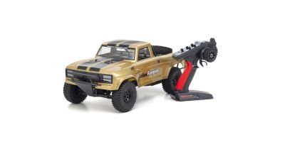 1/10スケール 電動ラジオコントロール 2WDトラック 2RSAシリーズ アウトローランページプロ タイプ2 34363T2