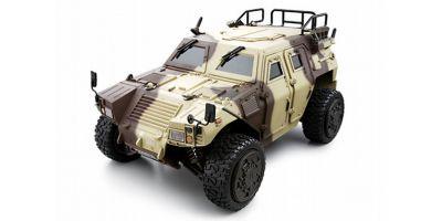 1/16 EP 4WD r/s 軽装甲機動車 砂漠迷彩  30123BC