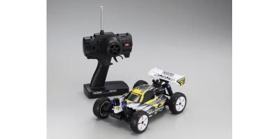 R/C ELECTRIC POWERED 4WD RACING BUGGY MINI INFERNO COLOR TYPE6 30125T6