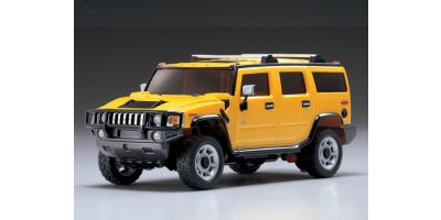 MZ Overland r/s HUMMER H2 Yellow 30271FY