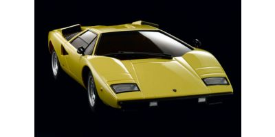 R/C EP TOURING CAR LAMBORGHINI COUNTACH LP400 YELLOW 30387Y