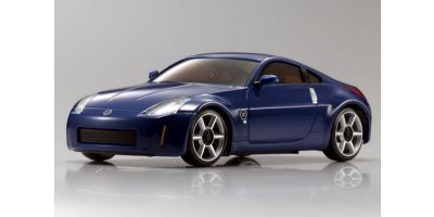 R/C EP TOURING CAR NISSAN FAIRLADY Z METALLIC BLUE 30388MB