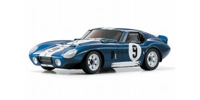 R/C EP TOURING CAR SHELBY COBRA DAYTONA COUPE METALLIC BLUE 30389MB