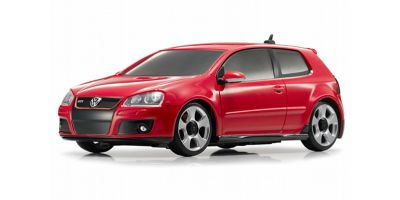 R/C EP TOURING CAR Volkswagen Golf GTI RED 30398R