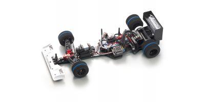PLAZMA Formula DRAGO Ver. 1/10 EP 2WD Formula KIT 30413