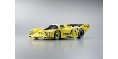 1/27 R/C EP TOURING CAR Porsche 962 C KH FROM A Racing No.27 30440FA