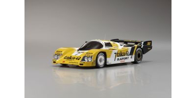 1/27 R/C Electric Powered Touring Car Porsche 962 C LH No.7 LM 1987 30441TQ