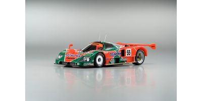 1/27 R/C EP TOURING CAR MAZDA 787B No.55 '91 Le Mans Winner 30442RE