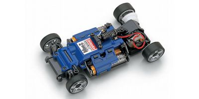 R/C EP TOURING CAR MINI-Z MR-02 CHASSIS SET (transmitter not included) Fitted with RA-4B FET 30450F