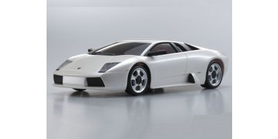 R/C EP TOURING CAR Lamborghini Murcielago White Color 30466W