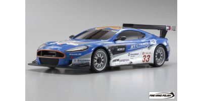 R/C EP TOURING CAR Jet Alliance Racing ASTON MARTIN DBR9 No.33 FIA-GT 2007 30485JA