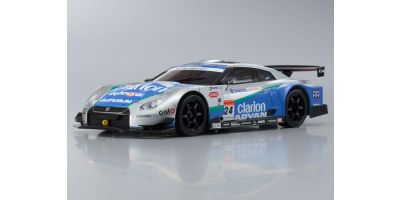 R/C Electric Powered Touring Car WOODONE ADVAN Clarion GT-R 2008  30488WA
