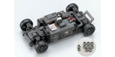 R/C EP TOURING CAR MA-010 Chassis Set Full Ball Bearing Specifications  30560V2