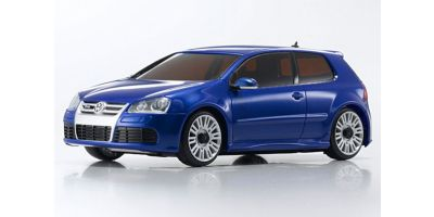 R/C EP TOURING CAR Volkswagen Golf R32 Metallic Blue 30567MB