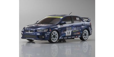 R/C Electric Powered Touring Car MITSUBISHI LANCER EVOLUTION X  ENDLESS ADVAN CS-X 30569ZEA