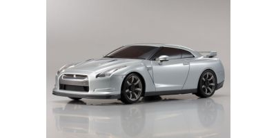 R/C EP TOURING CAR NISSAN GT-R Ultimate Metal Silver 30572S