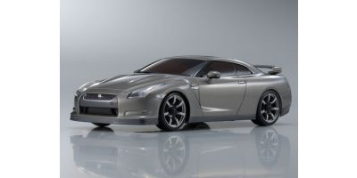 R/C Electric Powered Touring Car NISSAN GT-R Titanium Gray 30572ZGR