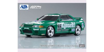R/C EP TOURING CAR NIKKO KYOSEKI SKYLINE GP-1 PLUS No.55 1993 JTC Body/Chassis Set (Full Ball Bearing Specifications) 30580KS