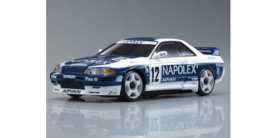 R/C EP TOURING CAR NAPOLEX SKYLINE No.12 1991 JTC Body/Chassis Set (Full Ball Bearing Specifications) 30580NL