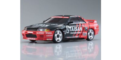 R/C EP TOURING CAR TAISAN KLEPPER GT-R No.2 1991 JTC Body/Chassis Set (Full Ball Bearing Specifications) 30580TS