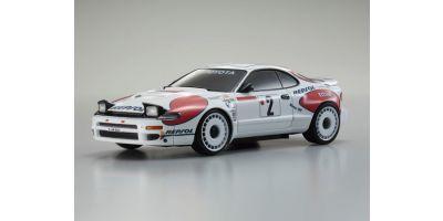 R/C Electric Powered Touring Car TOYOTA CELICA TURBO 4WD No.2 WRC1992 Carlos Sainz 30582CS