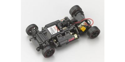 MR-02EX-MM Chassis TX Set ASF2.4GHz 30760