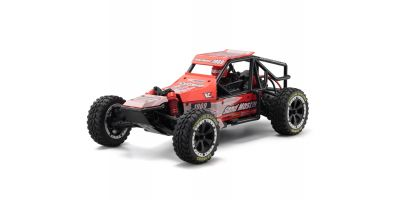 EZ Series SANDMASTER (Red) 1/10 EP 2WD Buggy KIT 30832T1
