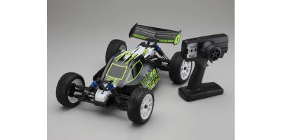 Brushless Motor Powered 4WD Racing Buggy DBX VE 2.0 Ready Set with KT-100 30845T1J