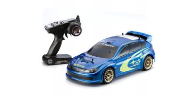 EP FAZER RALLY SUBARU WR CAR 1/10 EP 4WD Readyset RTR 30912SP
