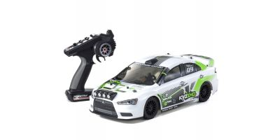 FAZER VE-X Lancer Evolution X KX3 1/10 EP(BL) 4WD Readyset RTR 30919T1
