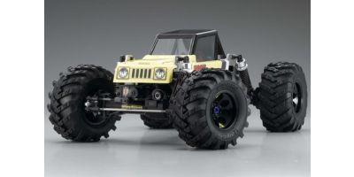 1/10 EP 4WD KIT Rock force 2.2 Jimny 30984