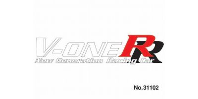 V-One RR 4WD GP 1/10 31102