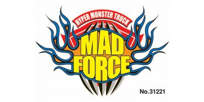 MAD FORCE 4WD GP21 31221