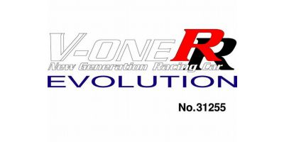 V-One RR EVOLUTION 1/10 4WD Pure Ten GP 31255