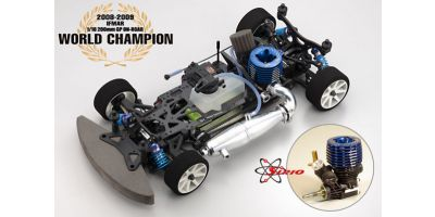 PureTen GP 4WD V-ONE RRR Evo.2 WC Team Edition with SIRIO S12 XXX (Triple X) Engine 31263S12