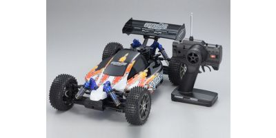GP 4WD RACING BUGGY INFERNO MP-7.5 SPORTS 4 Readyset  31279T1