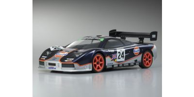 PureTen GP 4WD McLaren F1 GTR Gulf Racing LM 1995  31398J